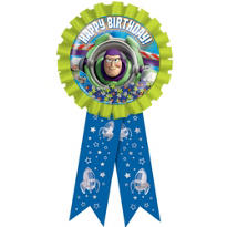 Toy Story Birthday Award Ribbon