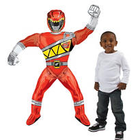 Power Rangers Balloon - Giant Gliding Red Ranger