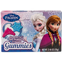 Frozen Gummy Candy