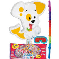 Pull String Bubble Puppy Pinata Kit - Bubble Guppies
