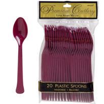 Berry Premium Plastic Spoons 20ct