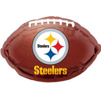 Pittsburgh Steelers Foil Balloon 18in