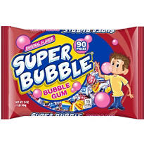 Supper Bubble Original 16oz Bag