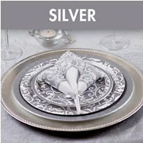 Silver Bridal Shower Supplies
