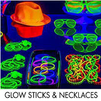 Glow Sticks & Glow Necklaces