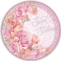 Blossom Sweet 16 Party Supplies