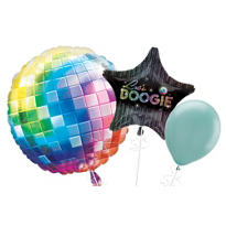 Disco Party Balloons