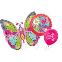 Garden Girl Balloons