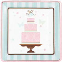 Blushing Bride Wedding Party Supplies