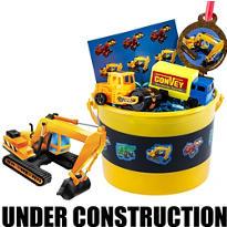 Under Construction Party Favors