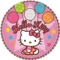 Hello Kitty Balloon Dreams Party Supplies