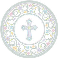 Blessed Day Religious Party Supplies