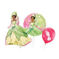 Princess and the Frog Tiana Balloons