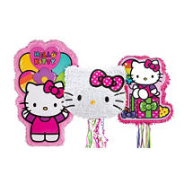 Hello Kitty Pinatas