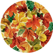 Elegant Leaves Party Supplies