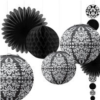 Black Wedding Decorations