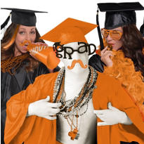 Graduation Spirit Orange