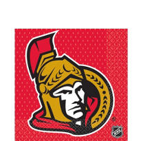 NHL Ottawa Senators Party Supplies