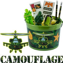 Camouflage Party Favors
