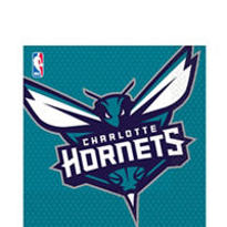 Charlotte Hornets Party Supplies
