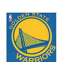 NBA Golden State Warriors Party Supplies