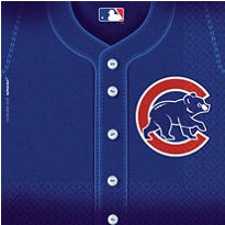 MLB Chicago Cubs Party Supplies