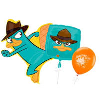 Phineas and Ferb Balloons