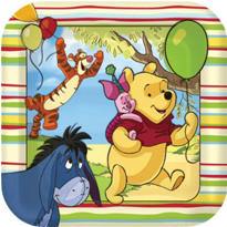 Pooh and Pals 1st Birthday Party Supplies
