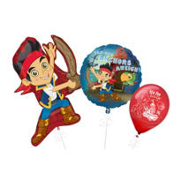 Jake and the Never Land Pirates Balloons