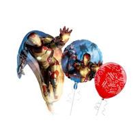 Iron Man Balloons