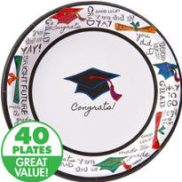 Grad You Did It Party Supplies