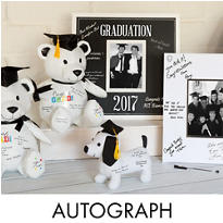 Graduation Autograph Products