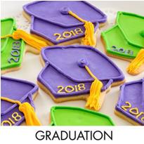 Graduation Baking Supplies