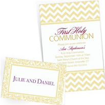 Vanilla Custom Invitations & Banners