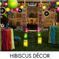 Hibiscus Decorations