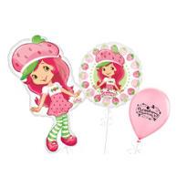 Strawberry Shortcake Balloons
