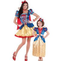 Snow White Mommy and Me Costumes