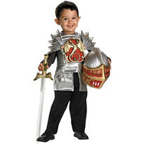Toddler Boys Dragon Knight Costume