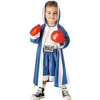 Toddler Boys Everlast Boxer Costume