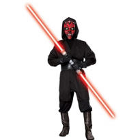 Adult Darth Maul Costume Deluxe - Star Wars