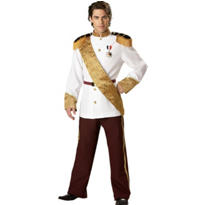 Adult Prince Charming Costume Elite