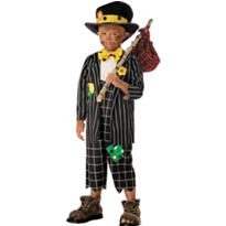 Toddler Boys Li'l Hobo Costume