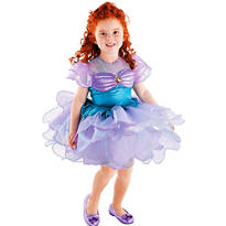 Toddler Girls Classic Ariel Ballerina Costume - The Little Mermaid