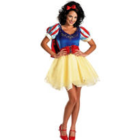 Adult Sassy Snow White Costume Prestige