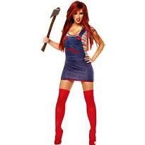 Unique's Shop Adult Sexy Chucky Costume-Medium at Sears.com
