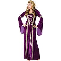 Adult Renaissance Faire Lady Costume