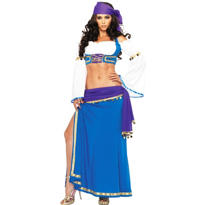 Adult Seductive Gypsy Costume