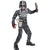 Boys Muscle Recon Commando Costume