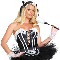 French Maid Bustier