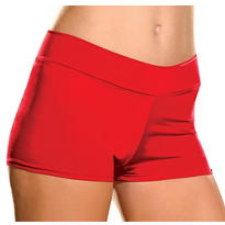 Adult Red Roxie Hot Short